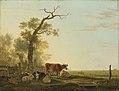 Jacob van Strij - Weidelandschap met vee.jpg