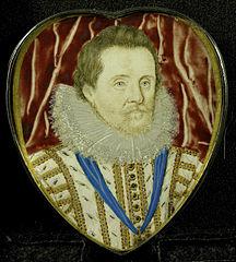 Jacobus I (1566-1625), koning van Engeland