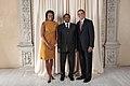 Jakaya Kikwete with Obamas.jpg