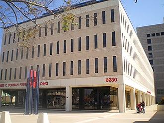 James C. Corman - James C. Corman Federal Building in Van Nuys