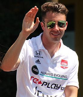 James Davison Australian racing driver