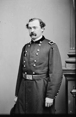 James H. Ledlie - Brig. Gen. James Ledlie