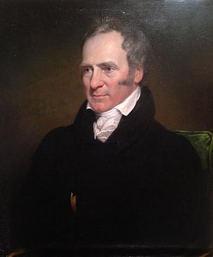 James Losh - James Losh, 1820 portrait by James Ramsay