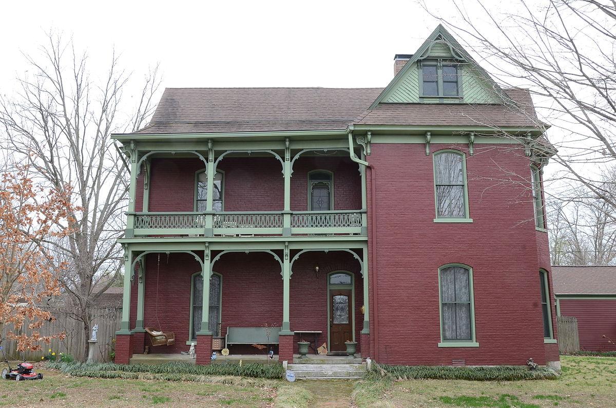 James A Rice House Wikipedia