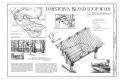Jamestown Island Loop Road, Jamestown Island, Jamestown, James City County, VA HAER VA,48-JAM.V,1- (sheet 1 of 1).png