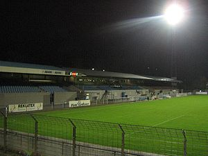 Jan Louwers Stadion - Jan Louwers Stadion