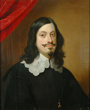 Ferdinand III, Holy Roman Emperor - Portrait by Jan van den Hoecke, c. 1643