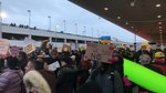 File:January 2017 DTW emergency protest against Muslim ban - video 15.ogv