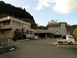 Japan- Nara Prefecture, Mitsue town office 2008.jpg