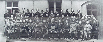 an analysis of the league of nations and the role of the paris peace conference League of nations: league of nations structure of the league of nations the league quickly became a large and the paris peace conference and the.