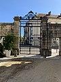 Jardin de l'Hôtel Dallemagne (Belley) - grilles.jpg