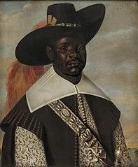 Don Miguel de Castro, Emissary of Congo