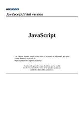 File:JavaScript pdf - Wikibooks, open books for an open world