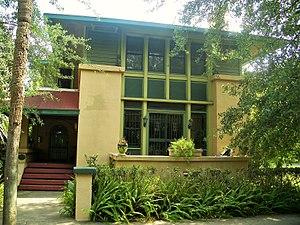 Henry John Klutho House - Image: Jax FL Klutho House 01