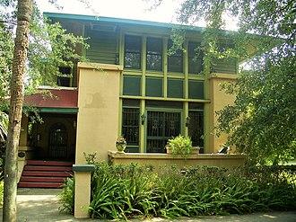 Springfield (Jacksonville) - Image: Jax FL Klutho House 01