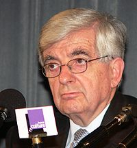 Jean-Pierre Chevènement en 2007