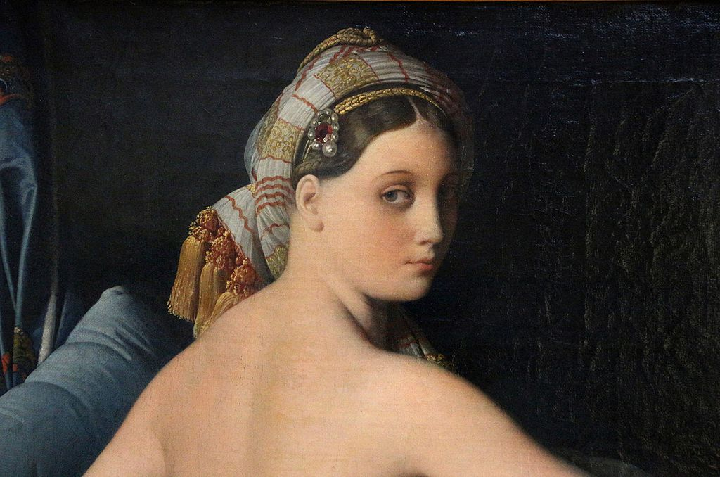 ingres grande odalisque and manet s olympia comparison Detail of ingres's grande odalisque grand odalisque essay more comparison, olympia paintings such as manet's olympia and ingres' odalisque as a way of.