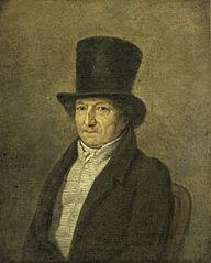 Portrait de Jean Bernard