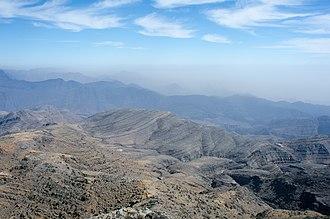 Musandam Peninsula - Image: Jebel Qiwhi (16755252461)