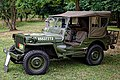 Jeep, 1943, 2199cc, in Easton Lodge Gardens, Little Easton, Essex, England 3.jpg