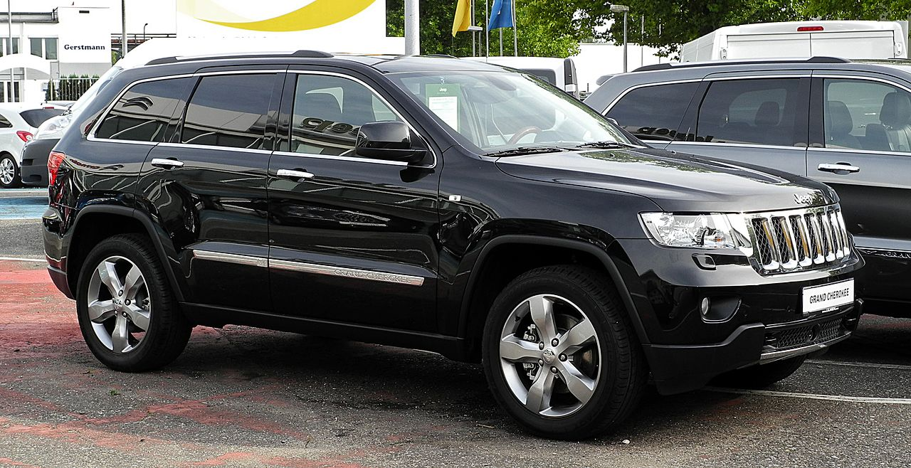 file jeep grand cherokee 3 0 crd overland wk frontansicht 1. Cars Review. Best American Auto & Cars Review