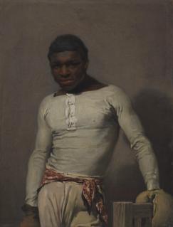 James Wharton (boxer) Moroccan boxer (1813-1856)