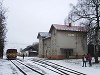 Jemnice station 20101228.jpg