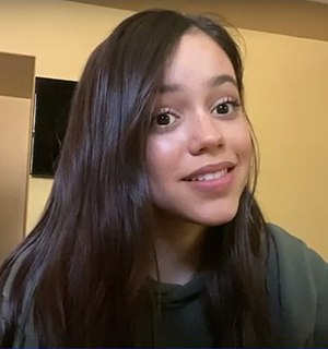 Jenna Ortega American actress