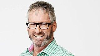 Jeremy Corbett New Zealand comedian
