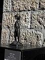 Jerusalem Mamilla Mall Suricate statue.jpg