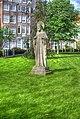 Jesus statue in Amsterdam in pseudo HDR (6162535344).jpg