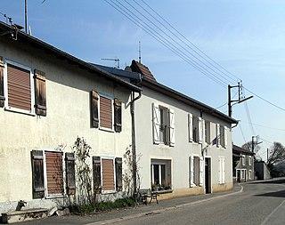 Jevoncourt Commune in Grand Est, France