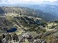 Jezera v pohoří Retezat.jpg