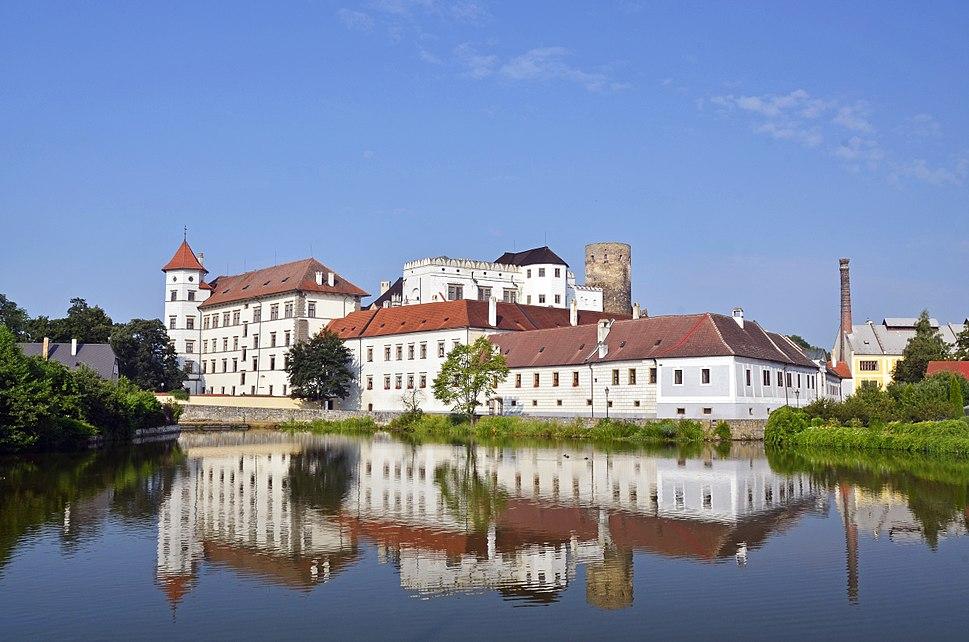 Jindřichův Hradec (CZ) - Schloss Neuhaus