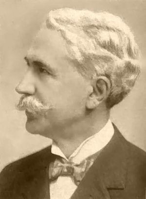 Joaquim Nabuco, brazilian writer (1845-1910)