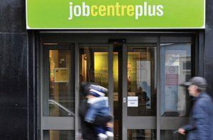 Public employment service - Jobcentre Plus, United Kingdom