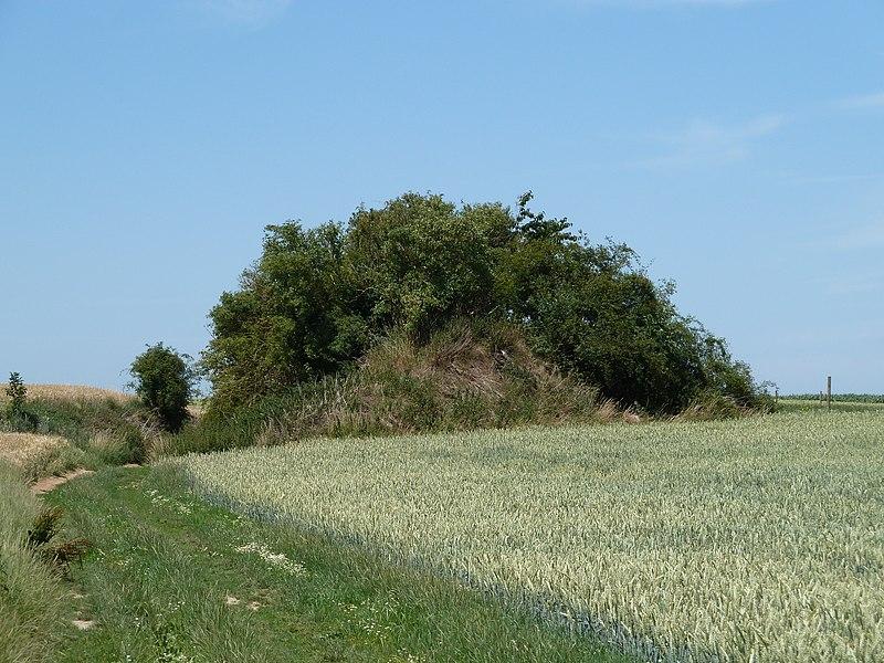 Tumulus de Piétrain, Jodoigne, Belgique