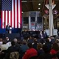 Joe Biden speaking at Greater Cleveland Regional Transit Authority in Cleveland, OH, 2014.jpg