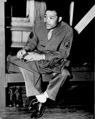 Joe Louis - Louis in the Army