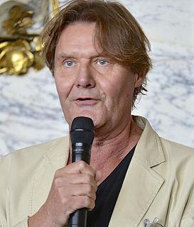 Johan Rabaeus Swedish actor
