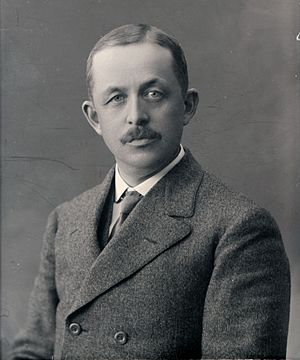 Johan Throne Holst