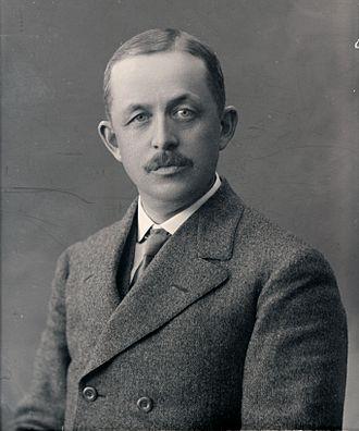 Johan Throne Holst - Johan Throne Holst