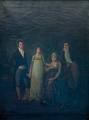 Johann Friedrich Wülfing und Johanna Maria Christina Siebel, mit deren Mutter Sara Ester und Bruder Johann Gerhard Siebel.png