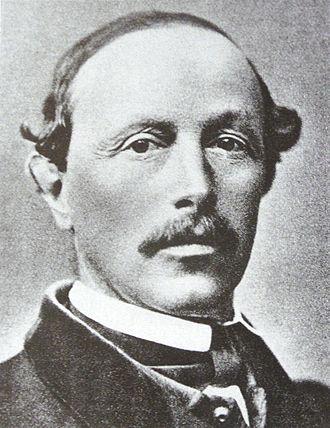 Johann Coaz - Johann Coaz