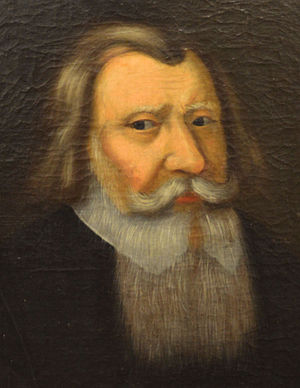 Johannes Canuti Lenaeus - Image: Johannes Canuti Lenaeus (1573 1669)