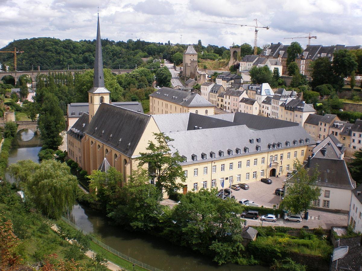 johanneskirche luxemburg wikipedia. Black Bedroom Furniture Sets. Home Design Ideas