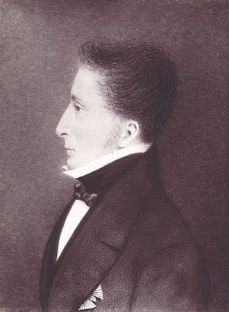Sir John Eardley-Wilmot, 1st Baronet - Image: John Eardley Wilmot