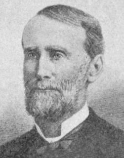John P. Leedom American politician