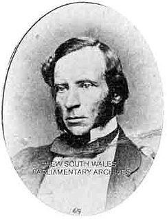 John Richardson (New South Wales politician) New South Wales politician, born 1810