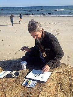 Jon J Muth American artist and illustrator
